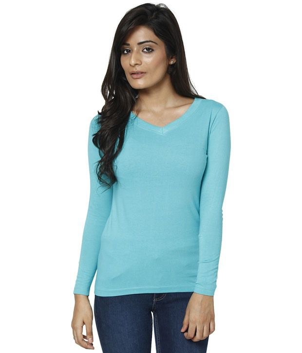 Shilpi V - Neck T- Shirt