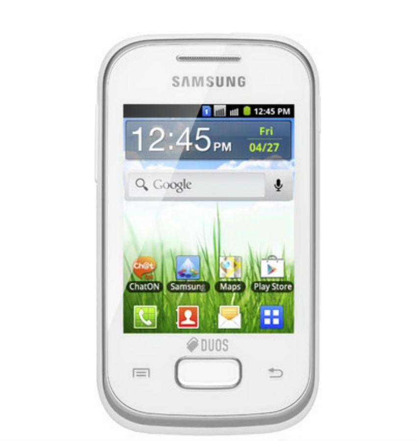 Samsung Galaxy Y Duos Lite S5302 (White)