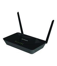 NETGEAR D1500 N300 WIFI DSL MODEM ROUTER ADSL2+MODEMWireless Routers With Modem