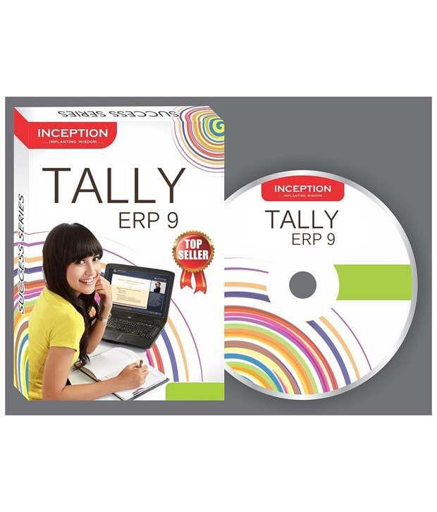 Tally ERP9 Silver GST Ready (Single User) - Buy Tally ERP9 Silver