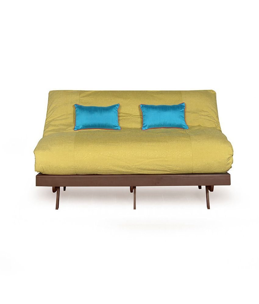 home Double Sofa Cum Bed Futon Buy home Double Sofa Cum Bed Futon