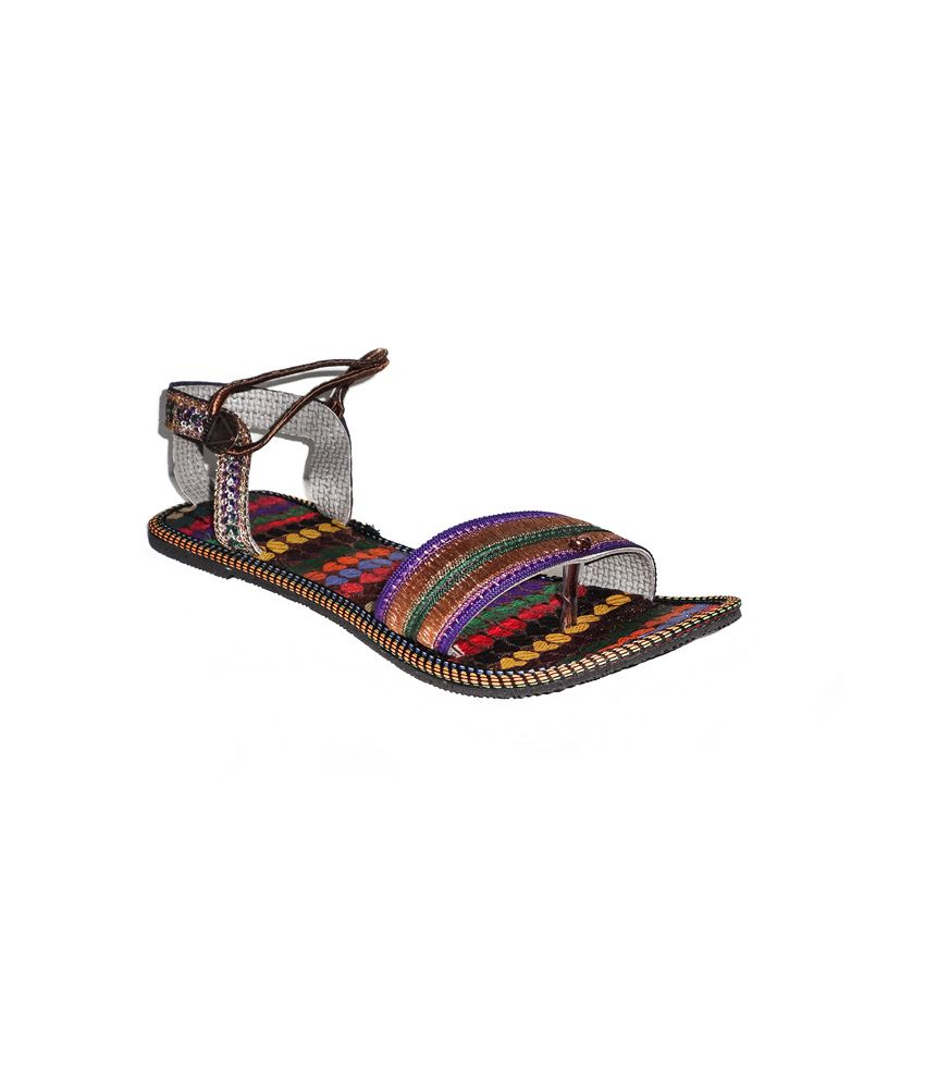 Jaipur Ebazaar Mc11 Sandals - Multicolour