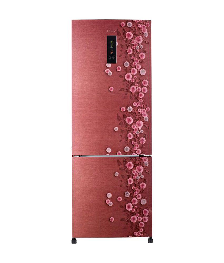 Haier 345 Ltr HRB-3654PRL-R Refrigerator - Red Liana