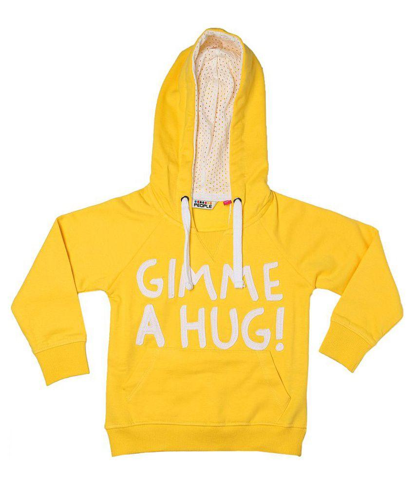 People Gimme A Hug Sweatshirt