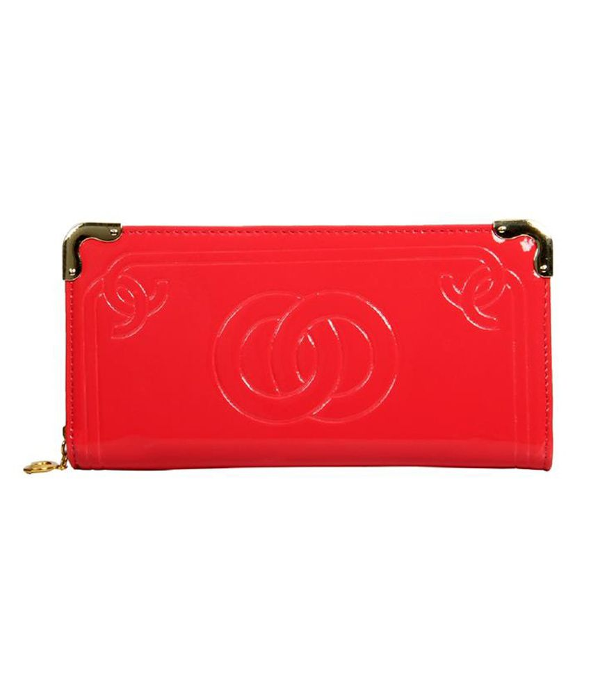 Lalana Pink Non Leather Women Regular Wallet