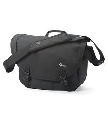 Lowepro Camera Bag Passport Messenger  (Black) Camera Bag