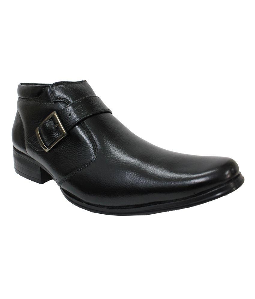 5e58e52ecb3 Black Men's Dr Leather Faux Wear Boot Party Buy kobler IfnWnxa5