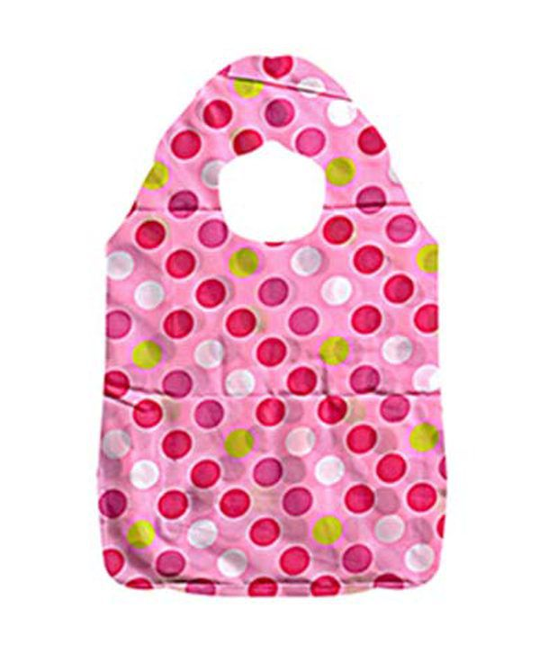 Jewelz Colored Polkar Dots Water Proof Shopping Bag