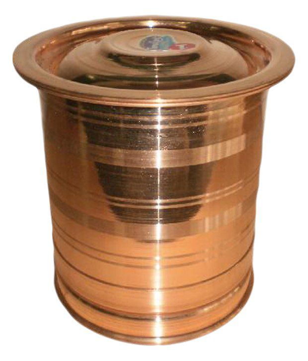 tarakant copper water storage drum container buy online