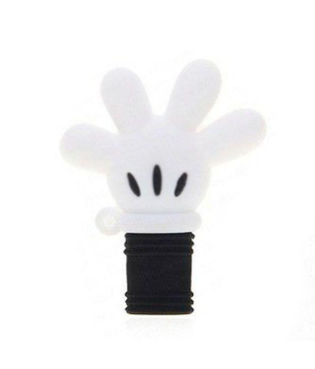 The Fappy Store Mickey Mouse Hand Pen Drive 16 GB Multicolor