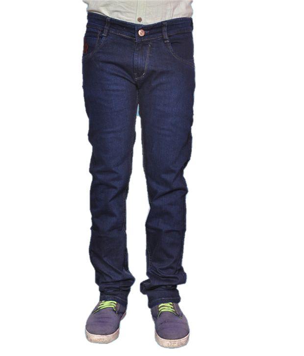 Flyjohn Blue Jeans