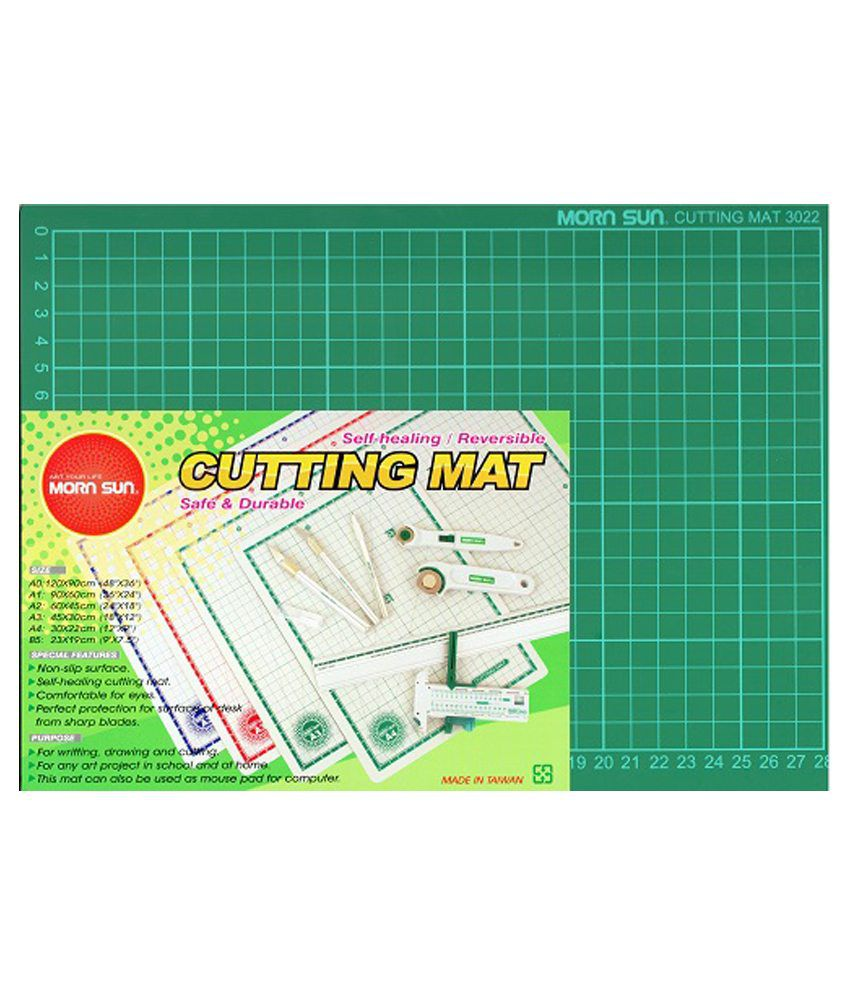 Morn Sun Cutting Mat A3 Size Buy Online At Best Price In
