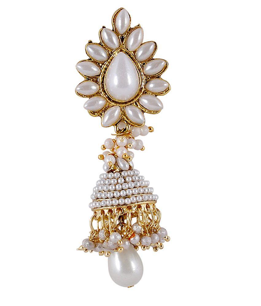 Adi Alluring Antique Earrings