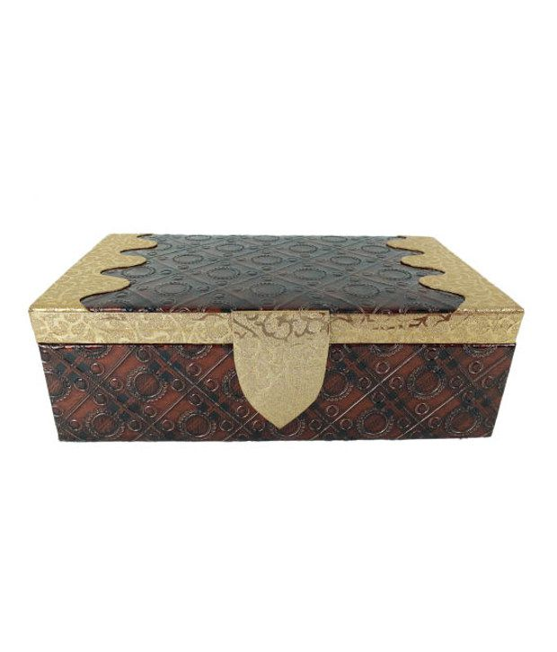 Golden Collections Stylish Jewellery Box