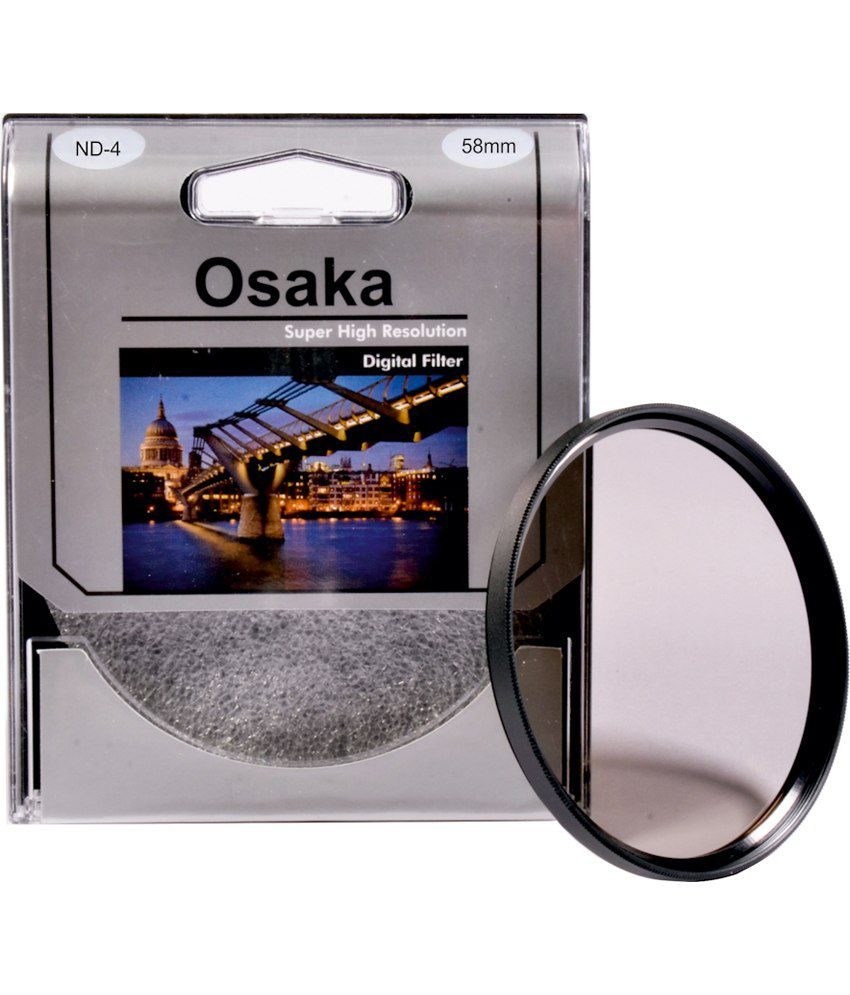 Osaka 58mm ND4 Neutral Density Filter