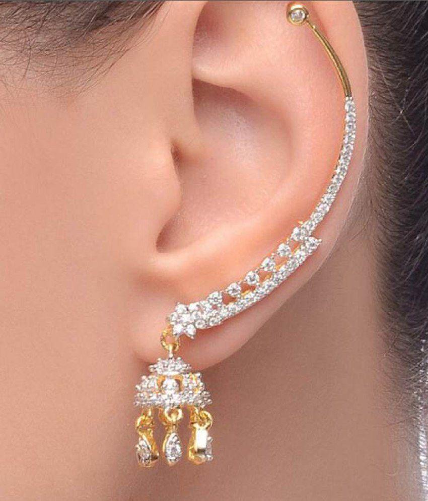 Novelty Belt House Designer Earring
