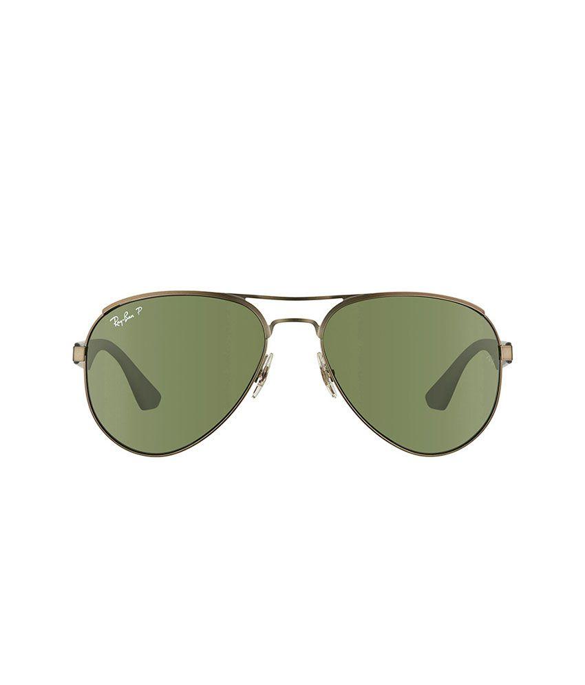 84403d6e5ecce ... Ray-Ban RB3523 029 9A Polarized Medium Size 59 Aviator Sunglasses ...