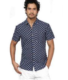 Benetton 100% Pure Cotton Casual Shirt