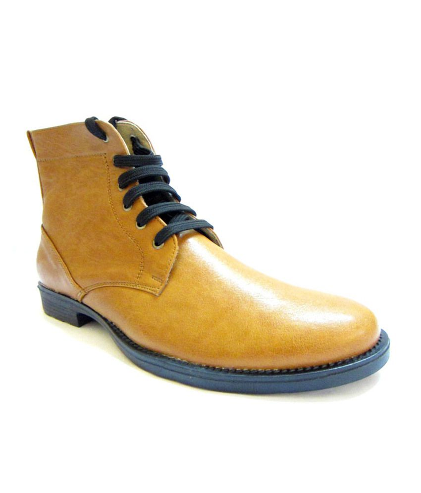 A Cheval Mid length Boots