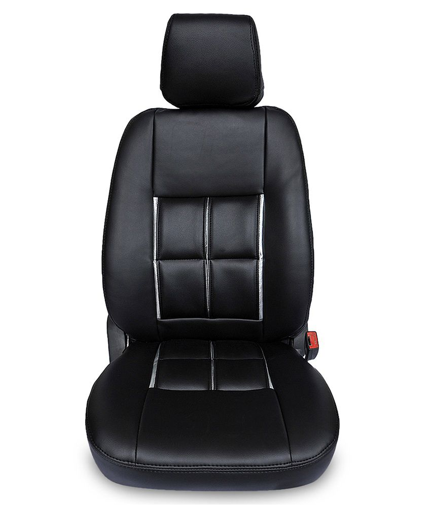 gaadikart ford fiesta classic car seat covers in automotive grade leatherette box lexus bl 02. Black Bedroom Furniture Sets. Home Design Ideas