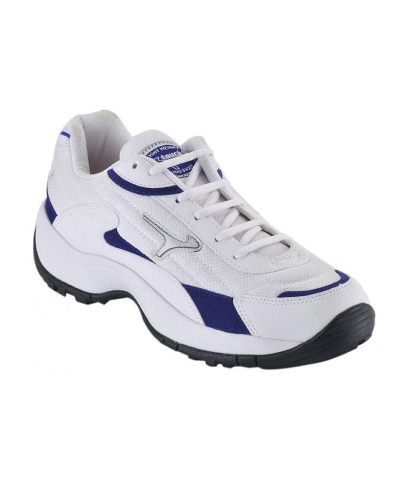 Lakhani White Lifestyle Shoes - Buy