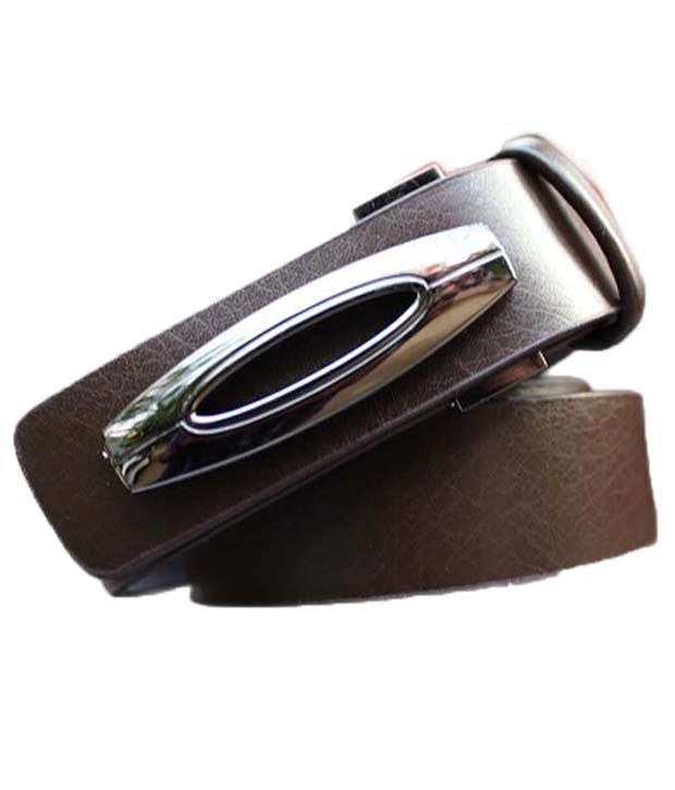 Winsomedeal Fabulous Brown Casual Belt