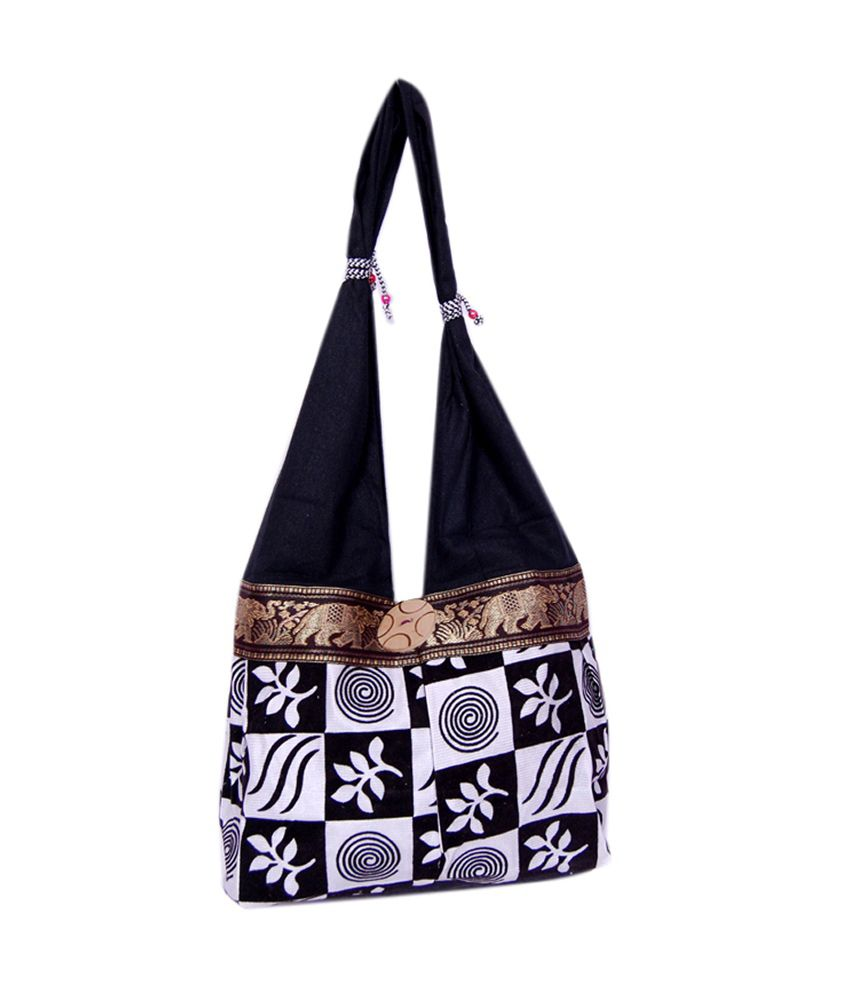 5ffa29f1013 Handicraft Jhola Bags - Buy Handicraft Jhola Bags Online at Best Prices in  India on Snapdeal