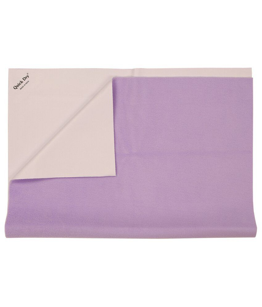Quick Dry QDY Waterproof Sheet Large Lilac