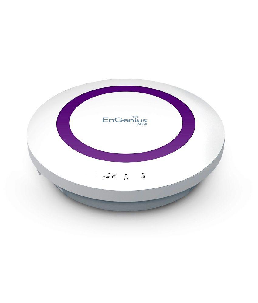 EnGenius Esr-350 Wi-Fi N300 Intelligent Gigabit Cloud Router