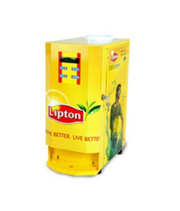 Lipton 3 Ltr Two Lane Machine Tea Coffee Maker