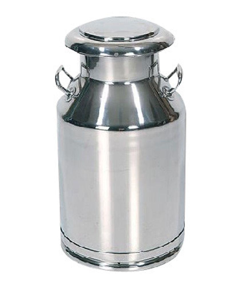 Skp Stainless Steel Milk Can Buy Online At Best Price In