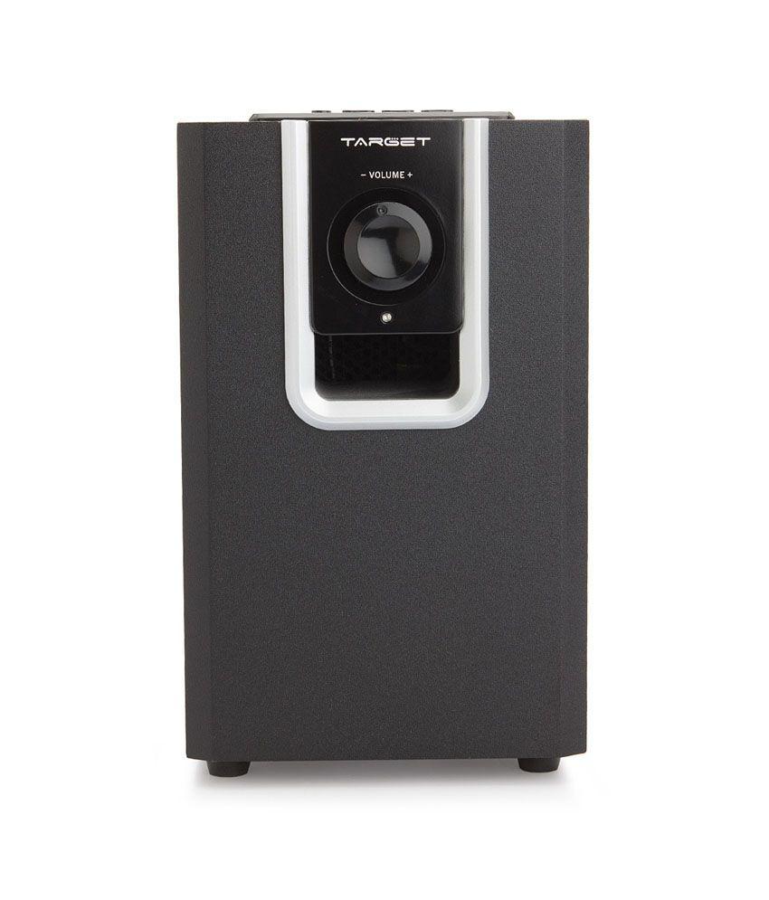 buy target ts2560t computer multimedia speakers 2 1 black online rh snapdeal com