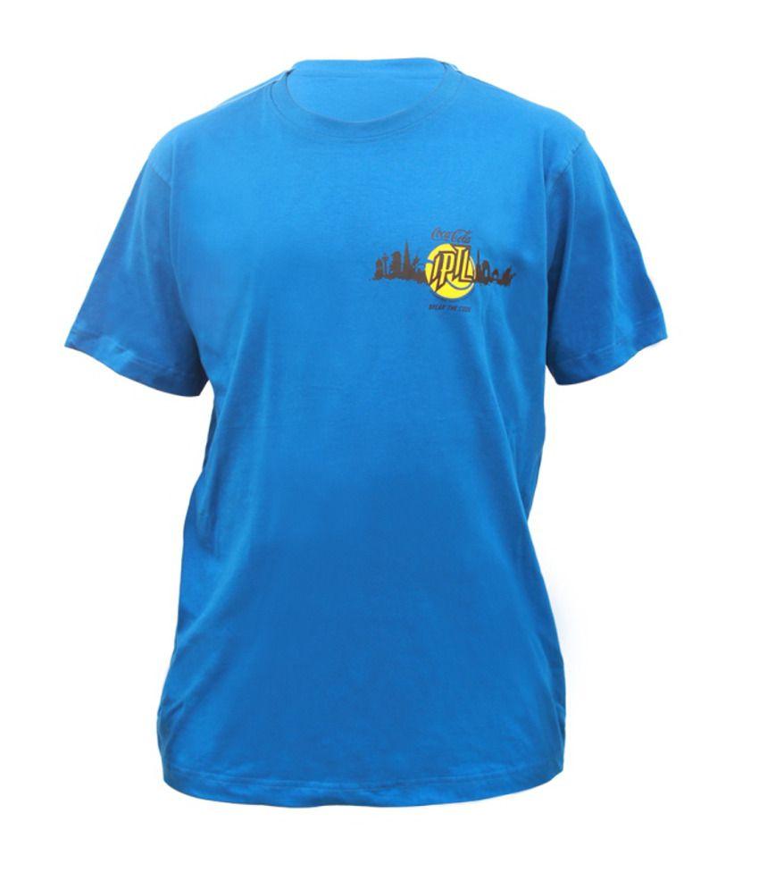 Iptl Premium Blue T Shirt