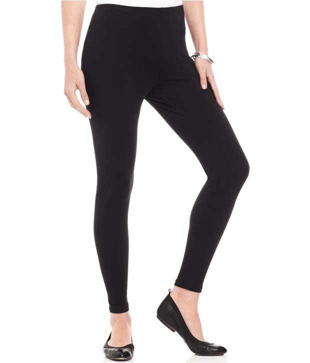 Lux Lyra Black Winter Leggings Pack Of 2 Price in India - Buy Lux ...