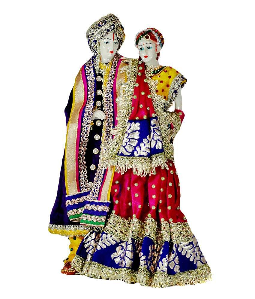Paras Magic Wedding Couple Showpiece