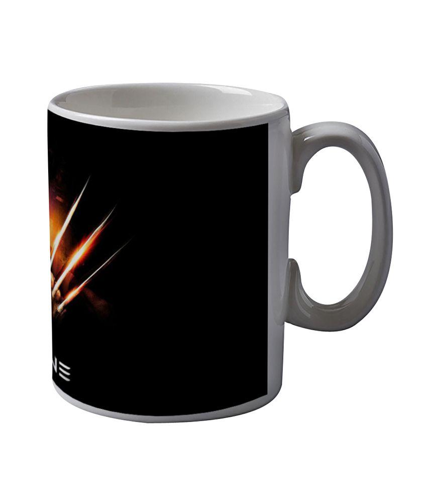 Artifa The Wolverine Stunning Coffee Mug