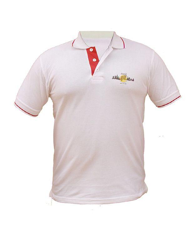 IPTL Premium Polo T-shirts - white