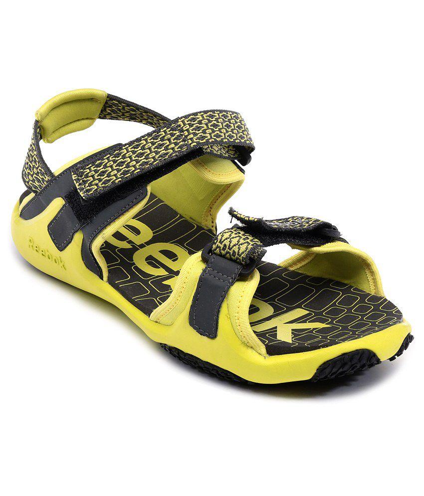 Reebok Green Floater Sandals Price In India Buy Reebok