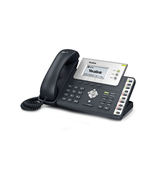 Buy yealink sip t26p advanced ip phone with poe online for Sip prices