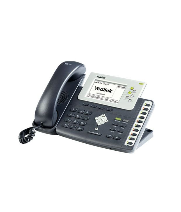 Buy yealink sip t28p executive ip phone with poe online for Sip prices