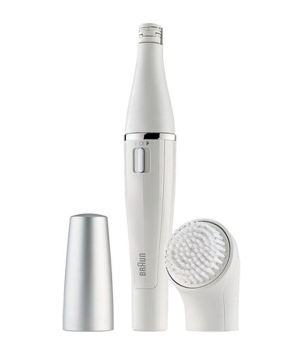 Braun Face 810 - Facial Epilator & Facial Cleansing brush with micro-osciallations for Women By Snapdeal @ Rs.3,629