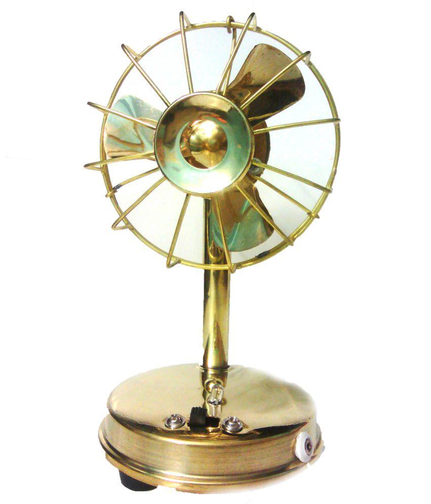 Decorative Table Fans : Tvastar decorative miniature table fan buy