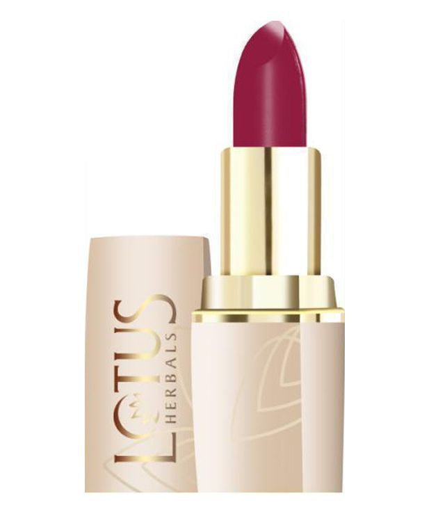 Lotus Herbals Lotus Herbals Pure Colour Caranation Pink Lipstick 4.2g