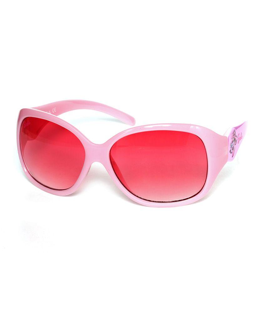 BARBIE BARO1033COL172 Medium Kids Wrap Around Sunglasses