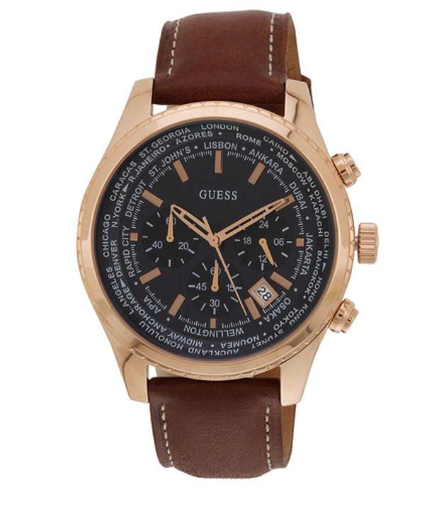 Guess Pursuit W0500G1 Men's Watch