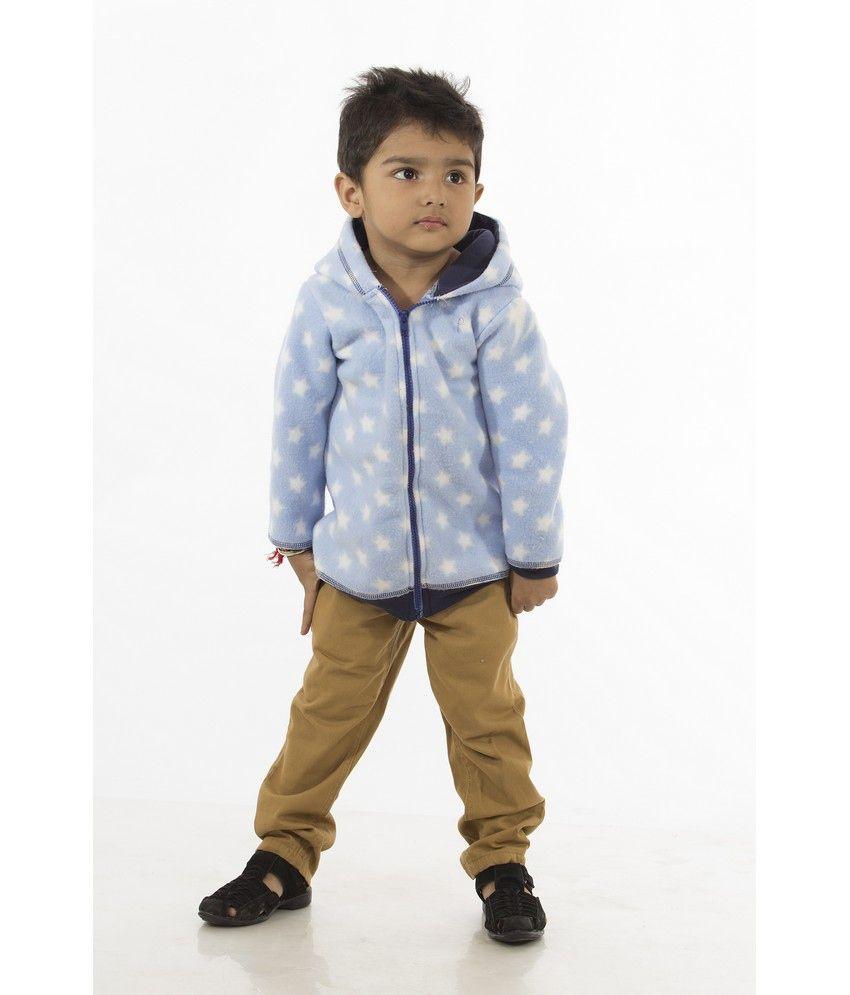 Nino Bambino Full Sleeve Sweat Shirt (Baby & Kids)