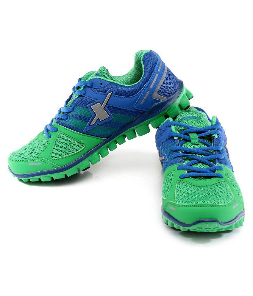 0b28493182a1b Sparx Blue Sport Shoes - Buy Sparx Blue Sport Shoes Online at Best ...