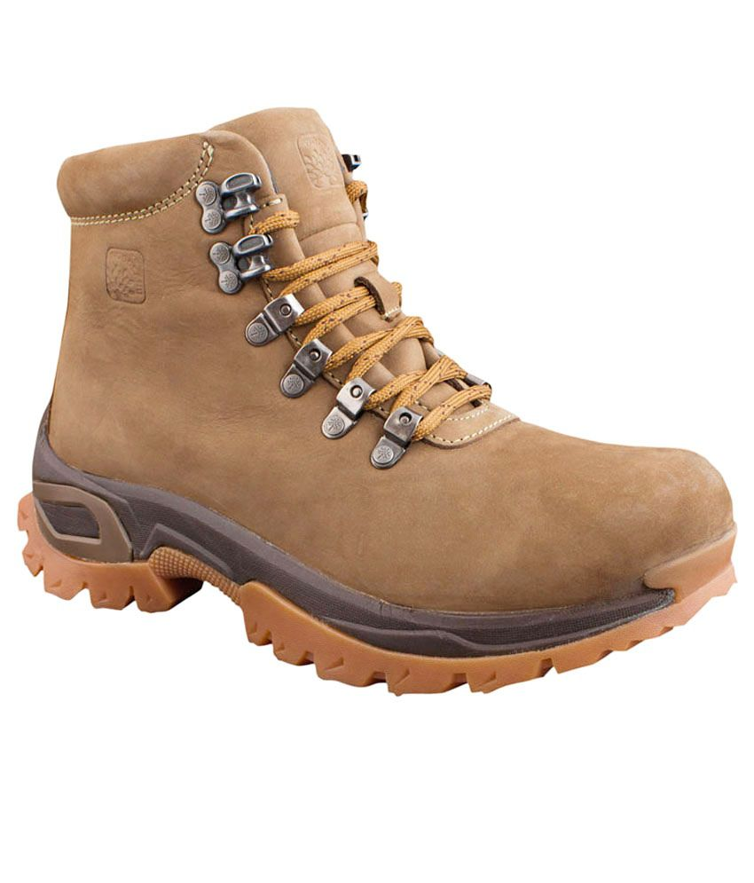 Woodland Khaki  Boots