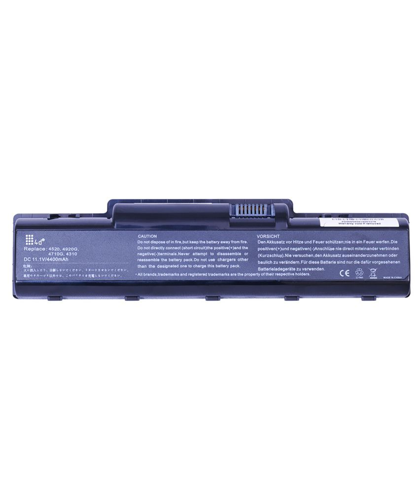 4d Acer Aspire 5542-1462 6 Cell Laptop Battery