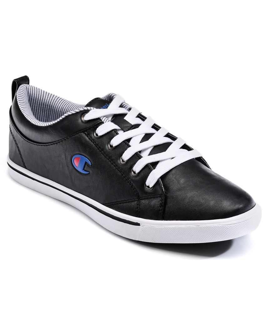 8704020d2 Champion Black Casual Shoes - Buy Champion Black Casual Shoes Online at  Best Prices in India on Snapdeal